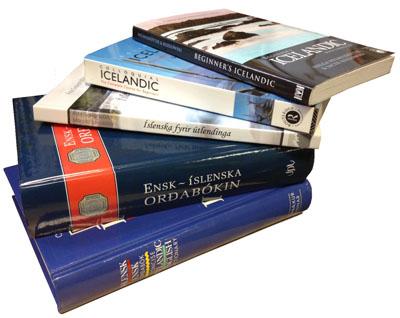 Icelandic Study Books