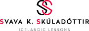 Online Icelandic Lessons Logo